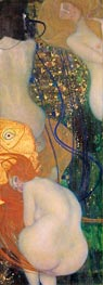 Gold Fish, c.1901/02 by Klimt | Painting Reproduction