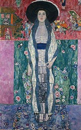 Portrait of Adele Bloch-Bauer II, 1912 by Klimt | Painting Reproduction