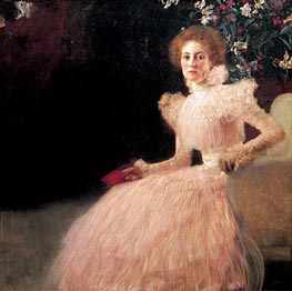 Portrait of Sonja Knips | Klimt | Painting Reproduction