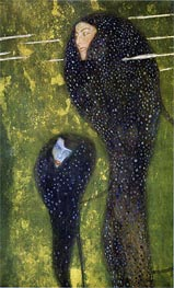 Mermaids (Whitefish) | Klimt | Painting Reproduction