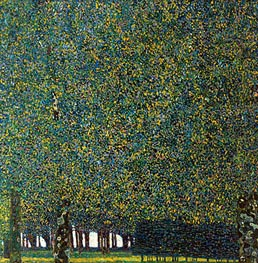 The Park | Klimt | Painting Reproduction
