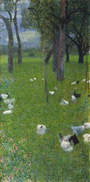 After the Rain | Klimt | Painting Reproduction