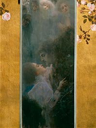 Love | Klimt | Painting Reproduction