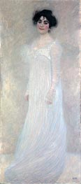 Serena Pulitzer Lederer, 1899 by Klimt | Painting Reproduction