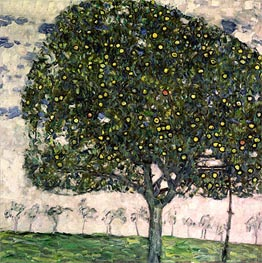 The Apple Tree II | Klimt | Painting Reproduction