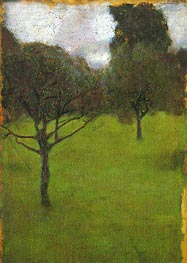 Orchard | Klimt | Painting Reproduction
