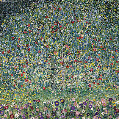 Apple Tree I, 1912 | Klimt | Painting Reproduction