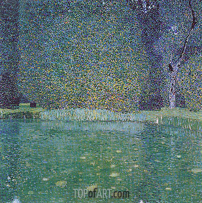 The Park of Schloss Kammer, c.1910 | Klimt | Gemälde Reproduktion