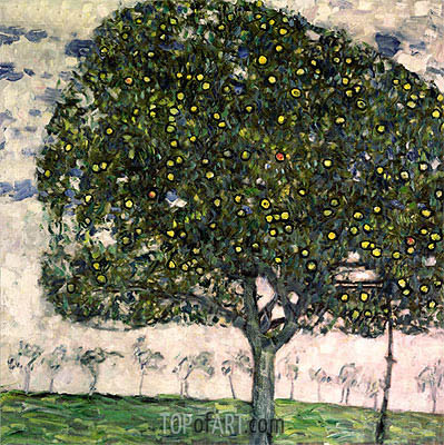 The Apple Tree II, 1916 | Klimt | Painting Reproduction