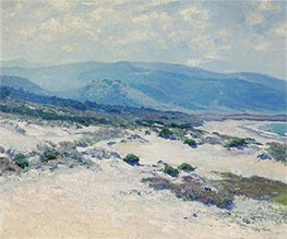 Carmel Shore, Undated by Guy Rose | Painting Reproduction