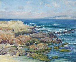 Martin's Point, Carmel | Guy Rose | Painting Reproduction