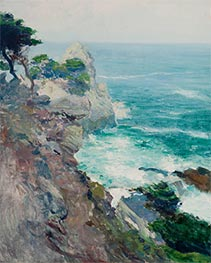 Out to Sea, Point Lobos | Guy Rose | Painting Reproduction
