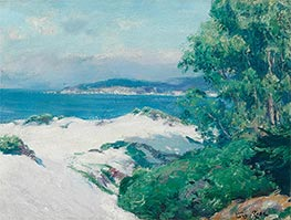 Carmel Dunes, Undated by Guy Rose | Painting Reproduction