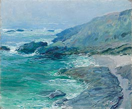 Woods, Cove, Laguna, Undated by Guy Rose | Painting Reproduction