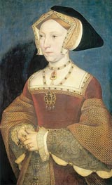 Portrait of Jane Seymour | Hans Holbein | Painting Reproduction