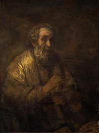 Homer | Rembrandt | Painting Reproduction