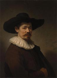 Herman Doomer, 1640 by Rembrandt | Painting Reproduction