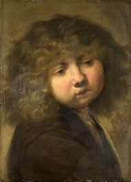Young Cup | Rembrandt | Painting Reproduction