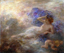 The Night, 1897 by Fantin-Latour | Painting Reproduction