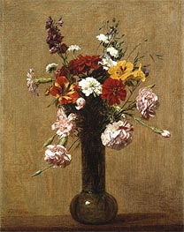 Small Bouquet | Fantin-Latour | Painting Reproduction