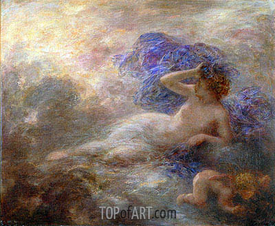 The Night, 1897 | Fantin-Latour | Painting Reproduction