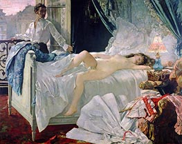 Rolla, 1873 by Henri Gervex | Painting Reproduction
