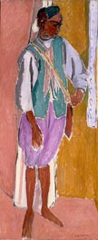 The Moroccan Amido, 1912 by Matisse | Painting Reproduction