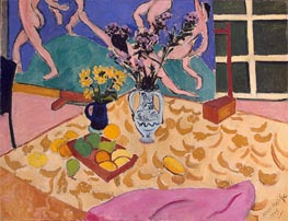 Still Life with The Dance | Matisse | Painting Reproduction