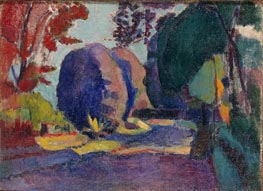 The Luxembourg Gardens | Matisse | Painting Reproduction