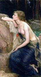 Lamia | Herbert James Draper | Painting Reproduction