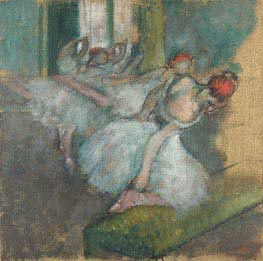 Ballet Dancers, c.1890/00 by Degas | Painting Reproduction