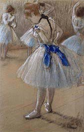 Dancer | Degas | Gemälde Reproduktion