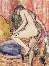 The Toilet, 1883 von Degas | Gemälde-Reproduktion