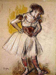 Dancer | Degas | Painting Reproduction