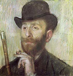 Zachary Zakarian | Degas | Painting Reproduction