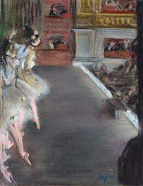 Dancers at the Old Opera House | Degas | Painting Reproduction