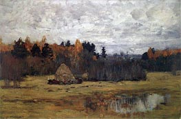 Late Autumn, c.1894/98 by Isaac Levitan | Painting Reproduction