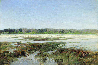 Early Spring, c.1890 | Isaac Levitan | Painting Reproduction
