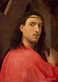 Christ Carrying the Cross, c.1515 by Italian School | Painting Reproduction
