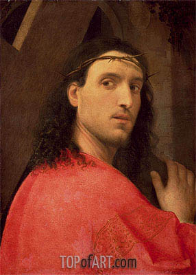 Christ Carrying the Cross, c.1515 | Italian School | Painting Reproduction
