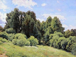 The Glade | Ivan Shishkin | Painting Reproduction