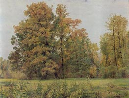 Autumn | Ivan Shishkin | Painting Reproduction