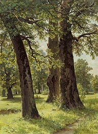 Oaks | Ivan Shishkin | Painting Reproduction