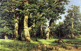 Oak Grove | Ivan Shishkin | Painting Reproduction
