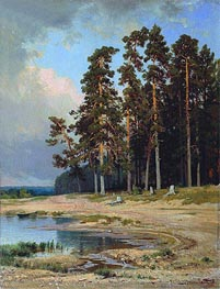 The Forest | Ivan Shishkin | Painting Reproduction