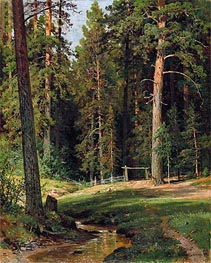 Forest Edge | Ivan Shishkin | Painting Reproduction