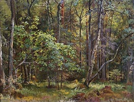 Forest | Ivan Shishkin | Painting Reproduction