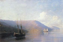 The Crimean Coast | Aivazovsky | Painting Reproduction