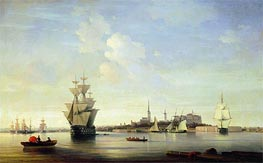 Revel (now Talinn) | Aivazovsky | Painting Reproduction