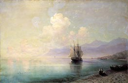 Bordighera | Aivazovsky | Painting Reproduction
